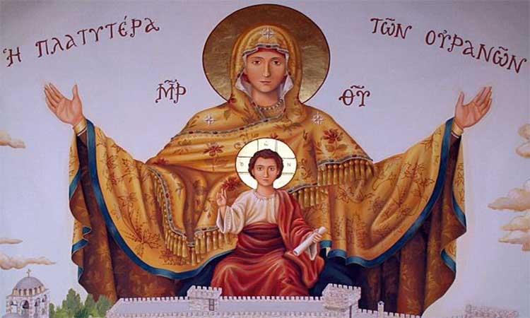 Οι γιορτές της Παναγίας μέσα στο έτος
