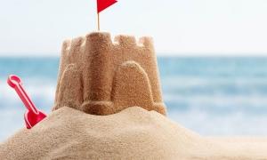 Οι κόκκοι της άμμου που γίνονται θεμέλια για πνευματικά κάστρα